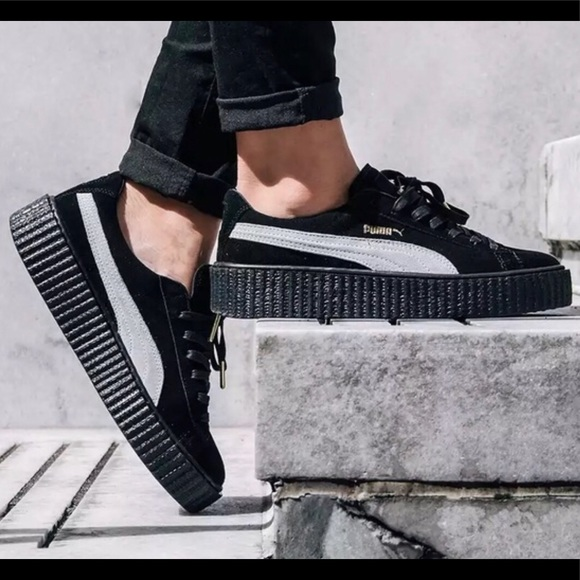 size 40 709ae 4e803 Puma Rihanna Fenty Creepers 6 Sneakers NEW